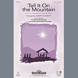 Tell It On The Mountain (from A World Of Christmas) - Choir Instrumental Pak