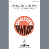 Roger Thornhill Come, Sing To the Lord cover art