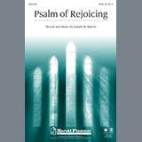 Psalm Of Rejoicing - Choir Instrumental Pak