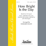Howard Helvey How Bright Is The Day cover art