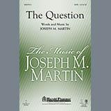 The Question - Choir Instrumental Pak