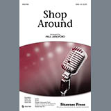 Shop Around - Choir Instrumental Pak