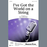 Ive Got The World On A String - Choir Instrumental Pak