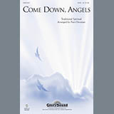 Patti Drennan Come Down, Angels cover art