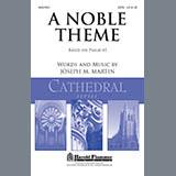 Joseph M. Martin - A Noble Theme