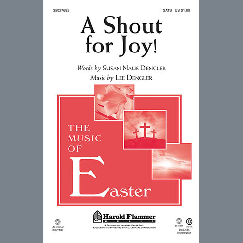 A Shout For Joy! - Score