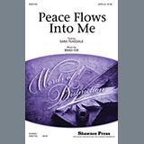 Peace Flows Into Me