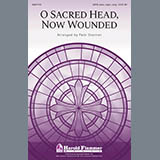 Patti Drennan O Sacred Head, Now Wounded arte de la cubierta