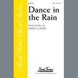 David S. Gaines Dance In The Rain cover art