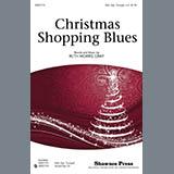 Ruth Morris Gray Christmas Shopping Blues cover art