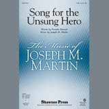Song for the Unsung Hero - Choir Instrumental Pak