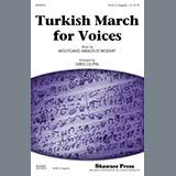 Wolfgang Amadeus Mozart - Turkish March (arr. Greg Gilpin)