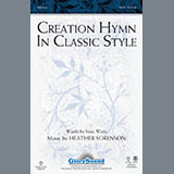 Creation Hymn In Classic Style - Choir Instrumental Pak