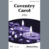 Jay Rouse Coventry Carol cover art