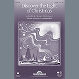 Patti Drennan Discover The Light Of Christmas arte de la cubierta