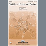 Mark Weston With a Heart of Praise cover art