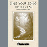 Sing Your Song Through Me
