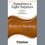 Robert Sterling Sometimes A Light Surprises arte de la cubierta
