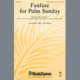 Fanfare For Palm Sunday Noter