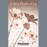 A New Psalm Of Joy Sheet Music
