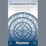 Joseph M. Martin Foundations of Faith - F Horn cover art