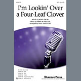 Im Looking Over A Four-leaf Clover - Choir Instrumental Pak