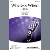 Where Or When - Choir Instrumental Pak