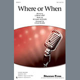 Rodgers & Hart - Where Or When (from Babes In Arms) (arr. Steve Zegree)