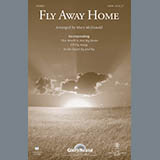 Mary McDonald Fly Away Home - Score cover art