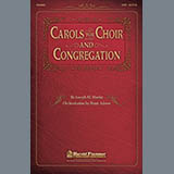 Joseph Martin Silent Night, Holy Night (from Carols For Choir And Congregation) cover art