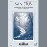 David Angerman Sanctus - Flute 1 & 2 cover art