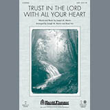 Joseph M. Martin Trust In The Lord With All Your Heart - Bb Trumpet 2,3 cover art