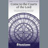 Come To The Courts Of The Lord