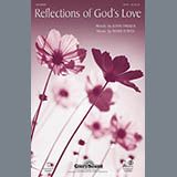 Mark Hayes Reflections of God's Love - Trombone 2 l'art de couverture