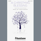 A Christmas Blessing Partitions