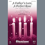 Joseph Martin A Father's Love, A Perfect Rose (from Festival Of Carols) - Percussion 1 & 2 l'art de couverture