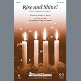 Joseph M. Martin Rise And Shine! (from Ceremony Of Candles) - Percussion 1 & 2 cover art