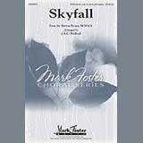 Adele - Skyfall (arr. J.A.C. Redford)