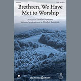 Brethren, We Have Met To Worship - Choir Instrumental Pak