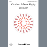Patti Drennan Christmas Bells Are Ringing arte de la cubierta