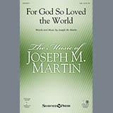 For God So Loved the World - Choir Instrumental Pak