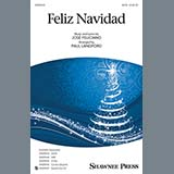Jose Feliciano - Feliz Navidad (arr. Paul Langford)