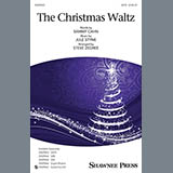 Steve Zegree The Christmas Waltz l'art de couverture