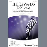 Things We Do for Love - Choir Instrumental Pak