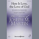 Here Is Love, the Love of God - Choir Instrumental Pak