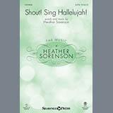 Heather Sorenson Shout! Sing Hallelujah cover art