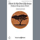 Joseph M. Martin There's No One Like Jesus (Hakuna Mungu Kama Wewe) cover art