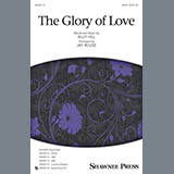 The Glory of Love - Choir Instrumental Pak