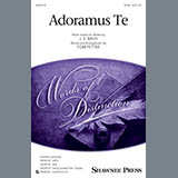 Adoramus Te - Choir Instrumental Pak Partituras
