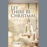 Joseph M. Martin Let There Be Christmas cover art